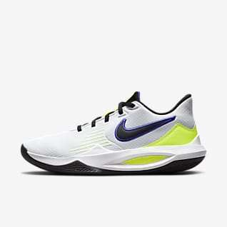 Nike Precision 5 รองเท้าบาสเก็ตบอล