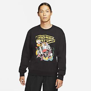 Jordan Sport DNA Men's Fleece Crew Sweatshirt