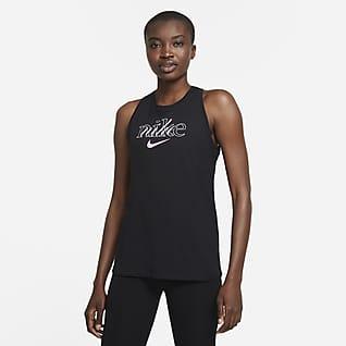 Nike Dri-FIT 女款圖樣訓練背心