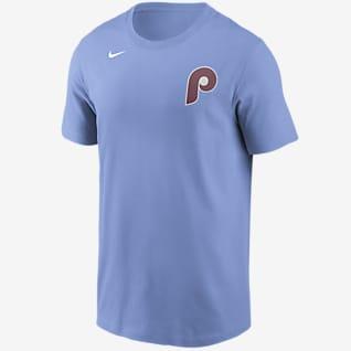 MLB Philadelphia Phillies (Rhys Hoskins) Men's T-Shirt
