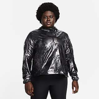 Nike Air Chamarra de running para mujer talla grande