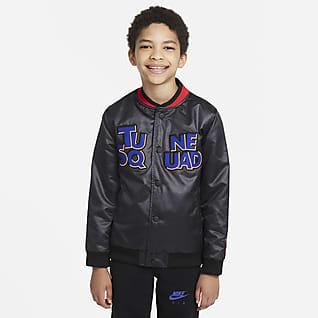 Nike x Space Jam: A New Legacy Genç Çocuk Ceketi