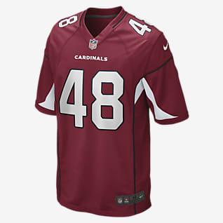 NFL Arizona Cardinals (Isaiah Simmons) Men's Game Football Jersey