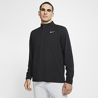 Nike Dri-FIT Victory Ανδρική μπλούζα γκολφ με φερμουάρ στο μισό μήκος