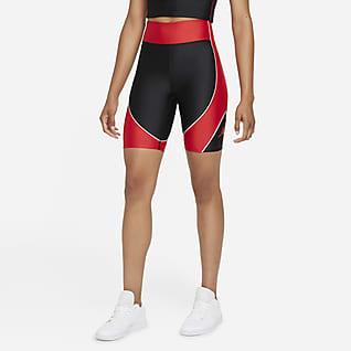 Jordan Essential Quai 54 Sykkelshorts til dame
