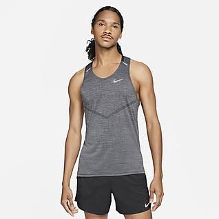 Nike Dri-FIT ADV Techknit Ultra Erkek Koşu Atleti