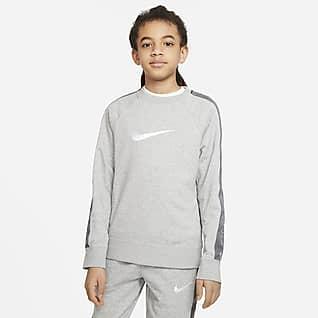 Nike Sportswear Swoosh Bluza dla dużych dzieci (chłopców)