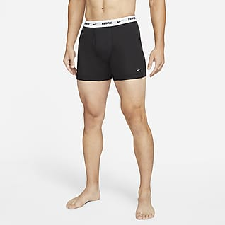 Nike Everyday Cotton Men's Boxer Briefs (3-Pack)