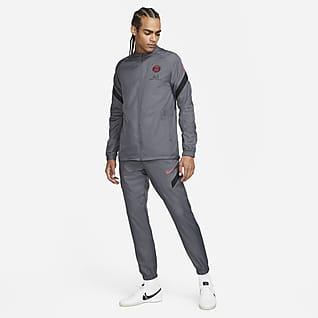 Paris Saint-Germain Strike Fotbollstracksuit Nike Dri-FIT för män