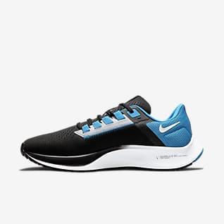 Nike Air Zoom Pegasus 38 (NFL Carolina Panthers) Men's Running Shoe