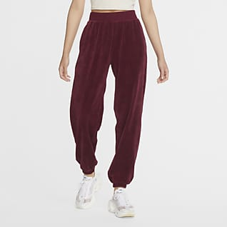 Nike Sportswear Pantalones de velour para mujer