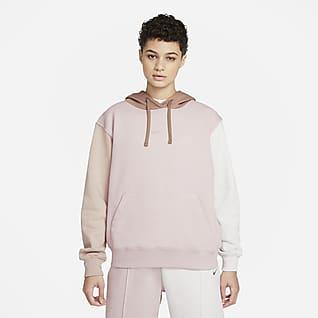 Nike Sportswear Felpa pullover con cappuccio - Donna