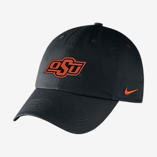 Nike College (Oklahoma State) Adjustable Logo Hat