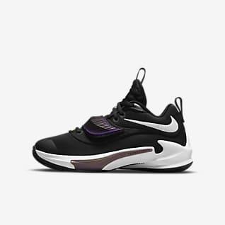 Freak 3 Баскетбольная обувь для школьников