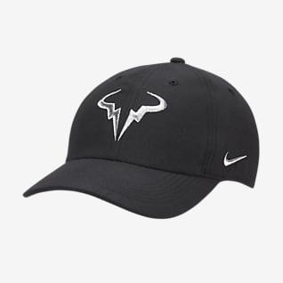 NikeCourt AeroBill Rafa Heritage86 Tenisová kšiltovka