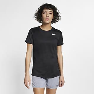 Nike Dri-FIT เสื้อยืดเทรนนิ่งผู้หญิง