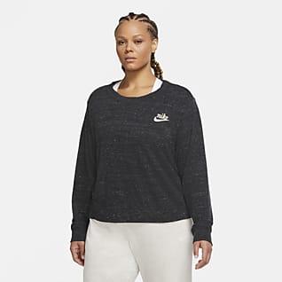 Nike Sportswear Gym Vintage Women's Crew (Plus Size)