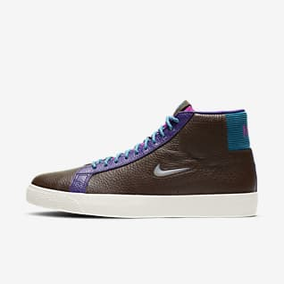 Nike SB Zoom Blazer Mid Premium Παπούτσι skateboarding