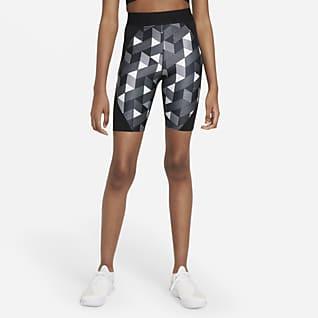 Serena Design Crew Short de tennis imprimé pour Femme