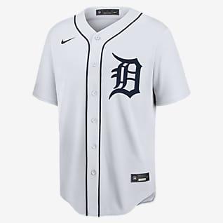 MLB Detroit Tigers (Miguel Cabrera) Men's Replica Baseball Jersey