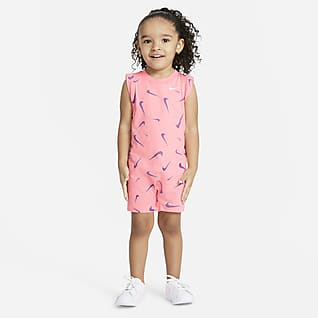 Nike Baby (12-24M) Swoosh Romper