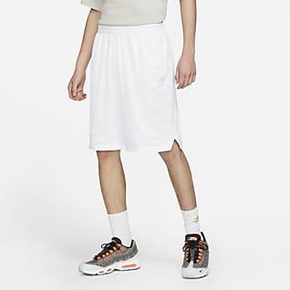Nike x Kim Jones Shorts mit durchgehendem Print