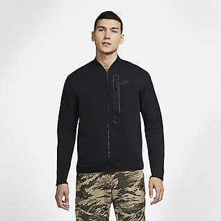 Nike Sportswear Tech Fleece Ανδρικό bomber τζάκετ