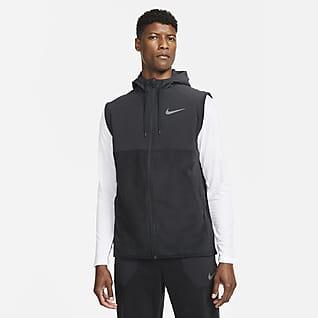 Nike Therma-FIT Мужской зимний жилет для тренинга