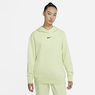 Nike Sportswear Collection Essentials 女子针织连帽衫
