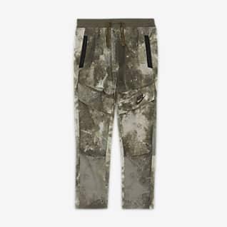 Nike Sportswear 3/4 大童(男孩)梭织扎染长裤