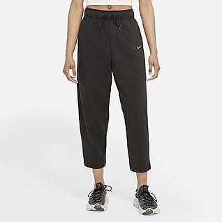 Nike Sportswear Collection Essentials Pantalones de tejido Fleece para mujer