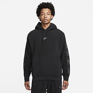Nike Sportswear Yünlü Erkek Kapüşonlu Üst