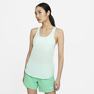 Nike Breathe Cool Camiseta de tirantes de running para mujer