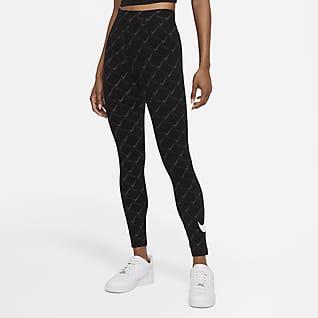 Nike Sportswear Damskie legginsy z wysokim stanem