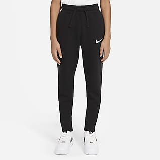 Nike Sportswear Swoosh Older Kids' (Boys') Fleece Trousers