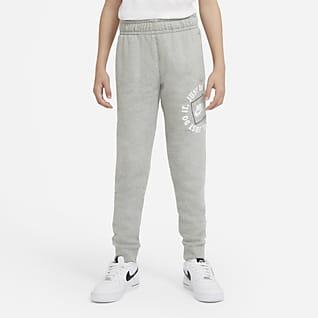 Nike Sportswear JDI Pantalones para niño talla grande
