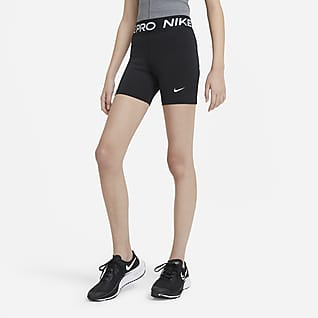 Nike Pro Spodenki dla dużych dzieci (dziewcząt)