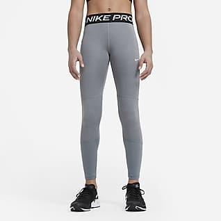 Nike Pro Leggings für ältere Kinder (Mädchen)