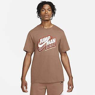 Jordan Jumpman Kısa Kollu Grafikli Erkek Tişörtü