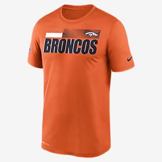 Nike Dri-FIT Team Name Legend Sideline (NFL Denver Broncos) Férfipóló