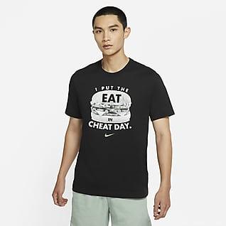 Nike Dri-FIT เสื้อยืดวิ่งผู้ชาย