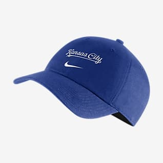 Nike Heritage86 Swoosh (MLB Kansas City Royals) Adjustable Hat