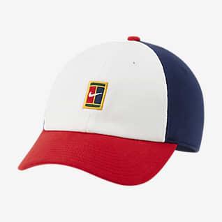 NikeCourt Heritage86 Logolu Tenis Şapkası