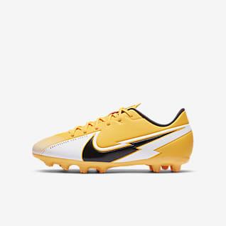 New Kids Mercurial Soccer Shoes. Nike.com