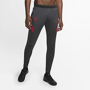Liverpool FC Strike Pánské pletené fotbalové kalhoty