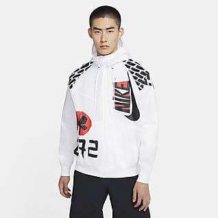 Nike Sportswear Heritage Windrunner 男款外套