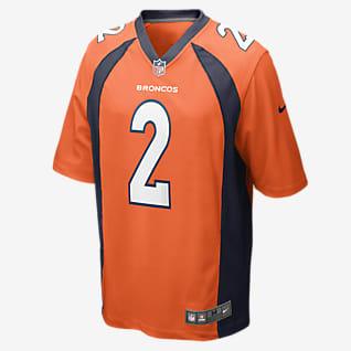 NFL Denver Broncos (Patrick Surtain II) Men's Game Football Jersey