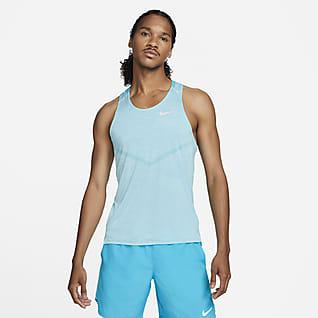 Nike Dri-FIT ADV Techknit Ultra Мужская беговая майка