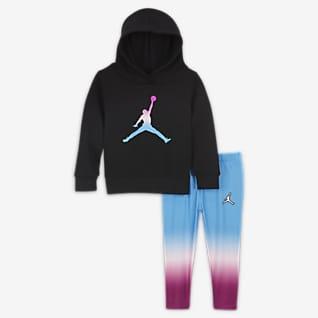 Jordan Conjunt de dessuadora amb caputxa i leggings - Nadó (12-24M)