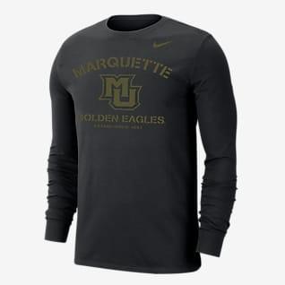 Nike College Dri-FIT (Marquette) Men's Long-Sleeve T-Shirt